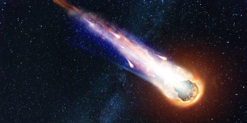 asteroide cometa
