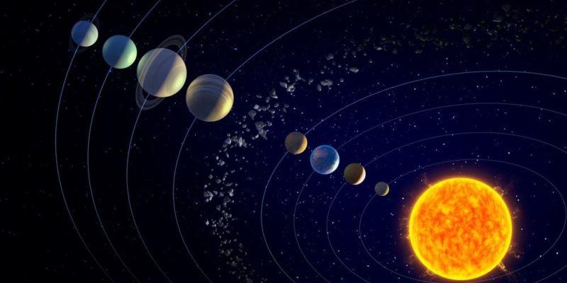 cinturon de asteroide sistema solar