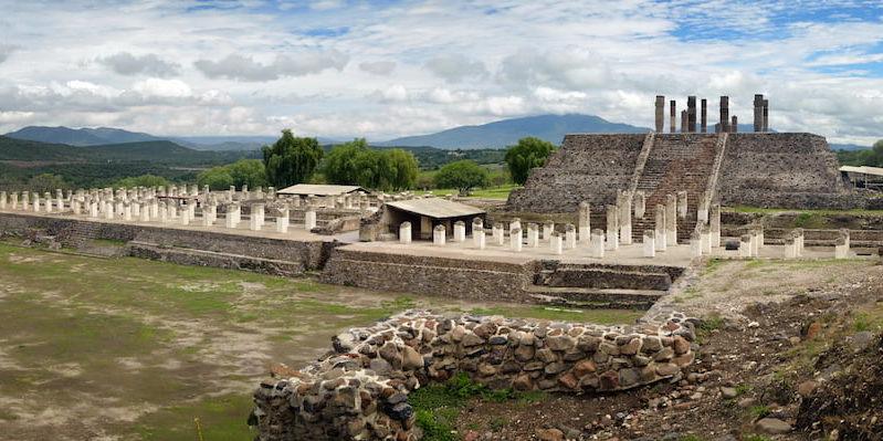 cultura tolteca tula