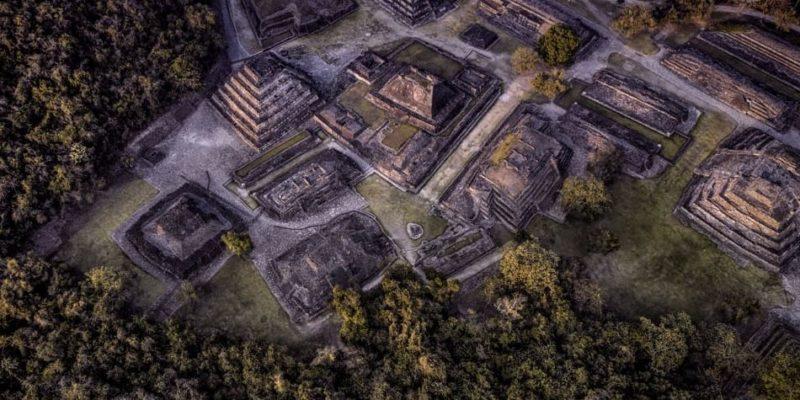 cultura totonaca el tajin