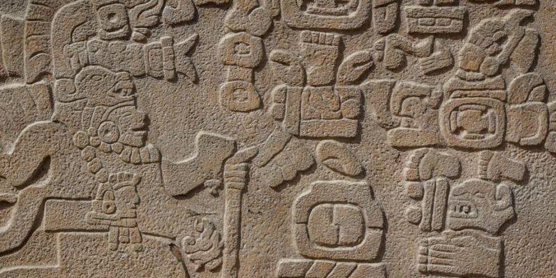 cultura zapoteca escritura jeroglifica