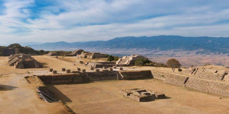 cultura zapoteca monte alban