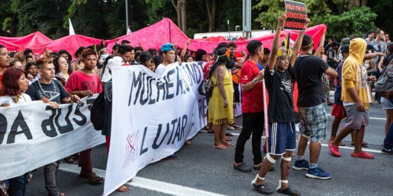derecho social indigena
