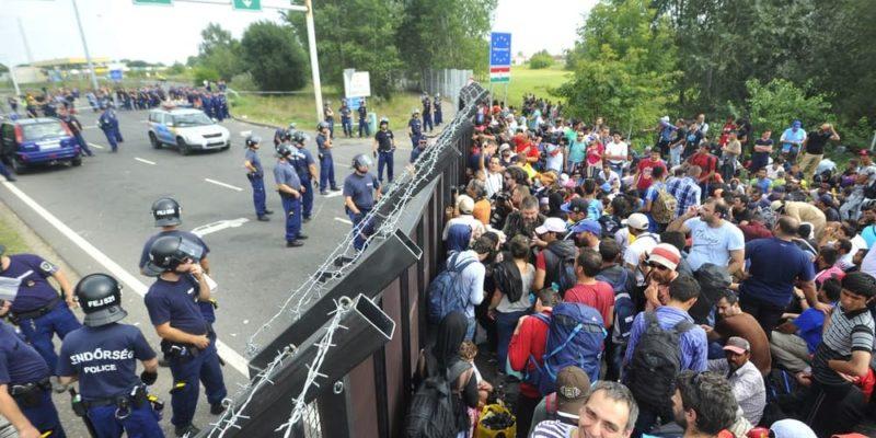 derecho social migracion