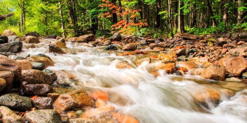 erosion fluvial
