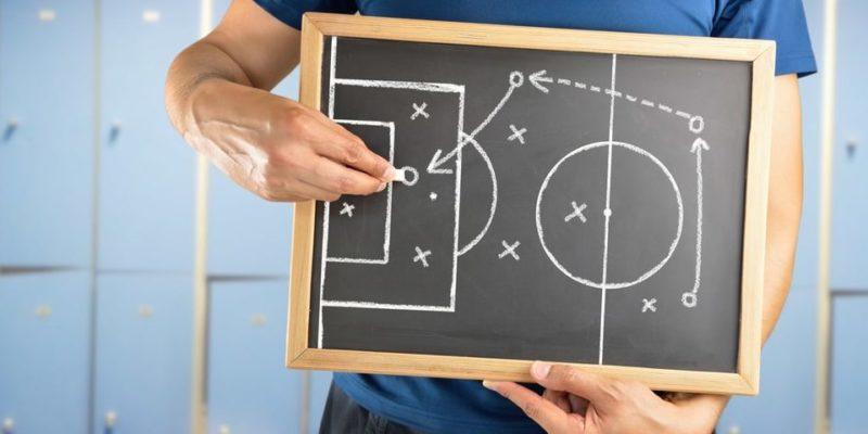 estrategia ejemplo deporte
