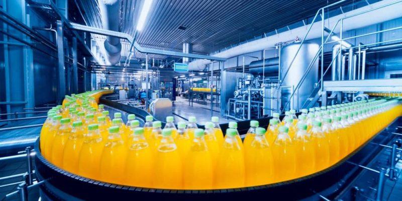 industria ligera bebidas alimentos