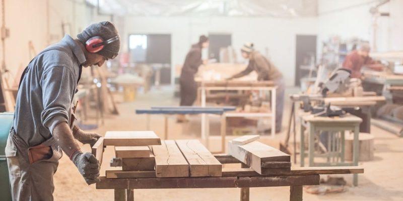 industria ligera carpinteria