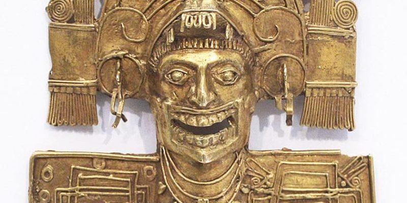monte alban-metalurgia oro tumba 7 cultura mixteca