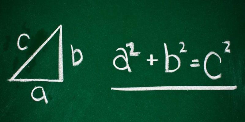 pensamiento matematico teorema de pitagoras