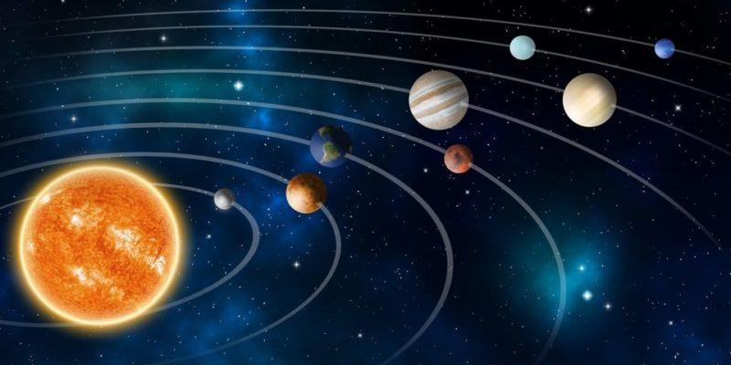 planeta tierra sistema solar