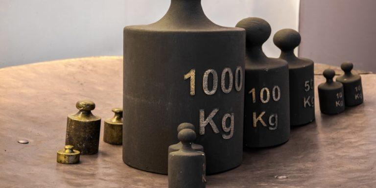 sistema internacional de unidades kilogramo