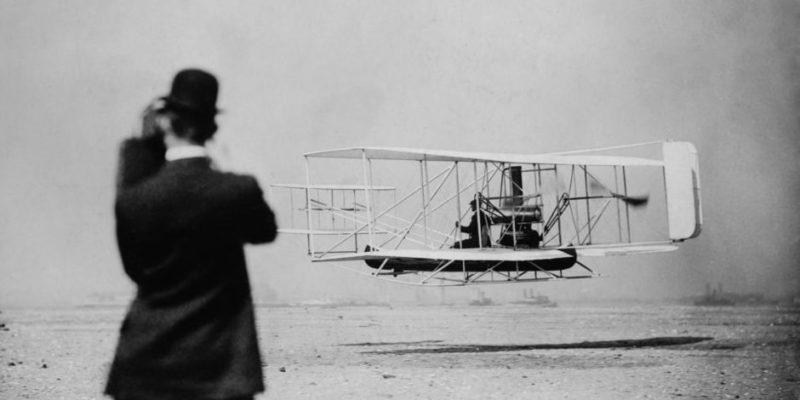 transporte aereo hermanos wright