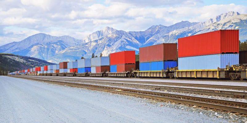 transporte ferroviario tren ventajas carga