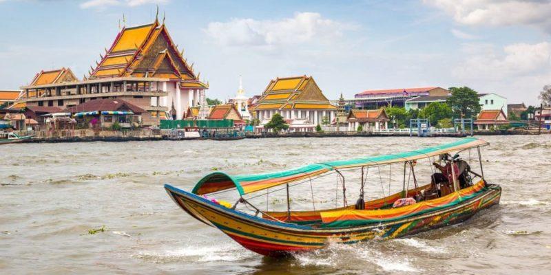 transporte fluvial ventajas