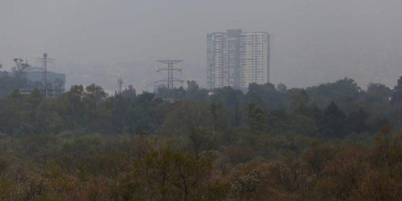contingencia ambiental mexico mayo 2019