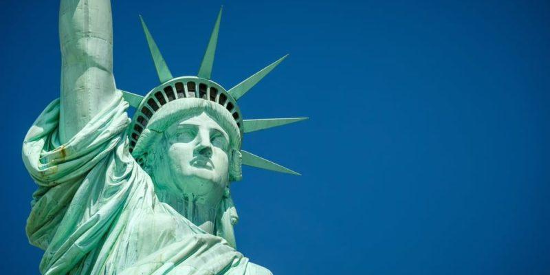 corrosion ejemplo estatua de la libertad cobre