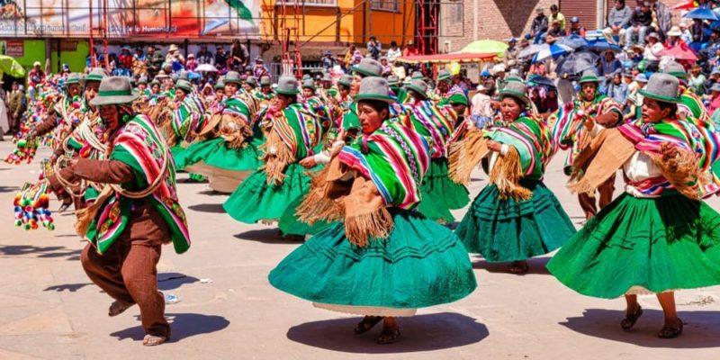 costumbre carnaval bolivia latinoamerica