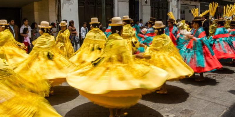 danzas folcloricas peru