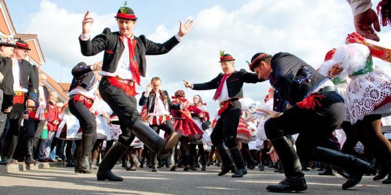 danzas folcloricas republica checa