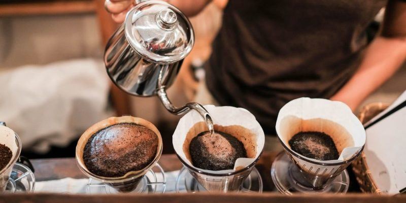 disolucion soluto solvente cafe