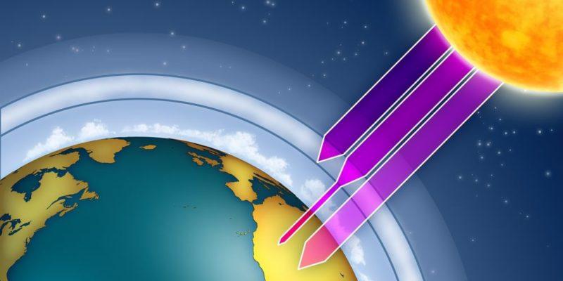 estratosfera capa de ozono