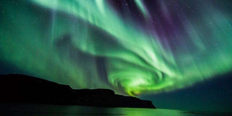 fenomenos atmosfericos aurora boreal