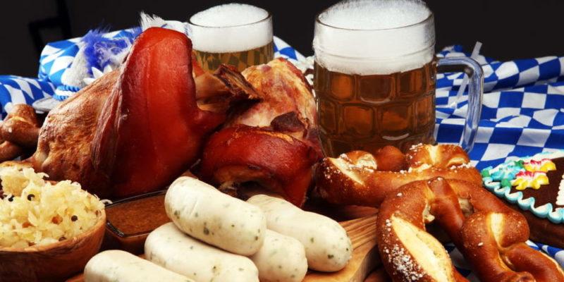 gastronomia nacional alemana tipos