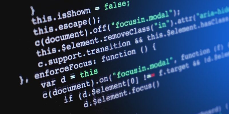 sintaxis informatica lenguaje programacion