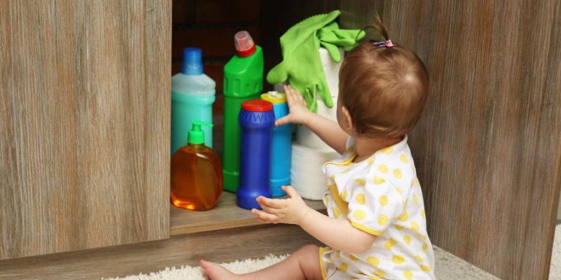 sustancias toxicas hogar peligro