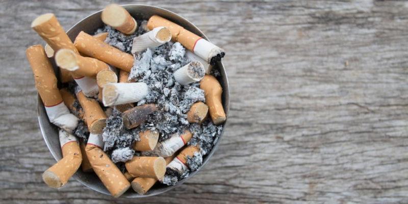 sustancias toxicas tabaco cancer