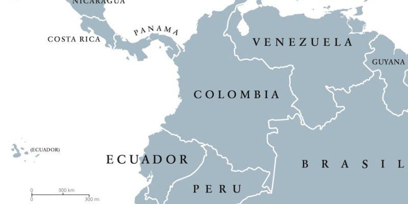 escala grafica ejemplo km latinoamerica