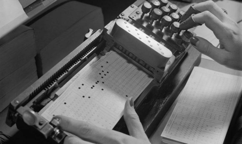 historia de la computadora 1940