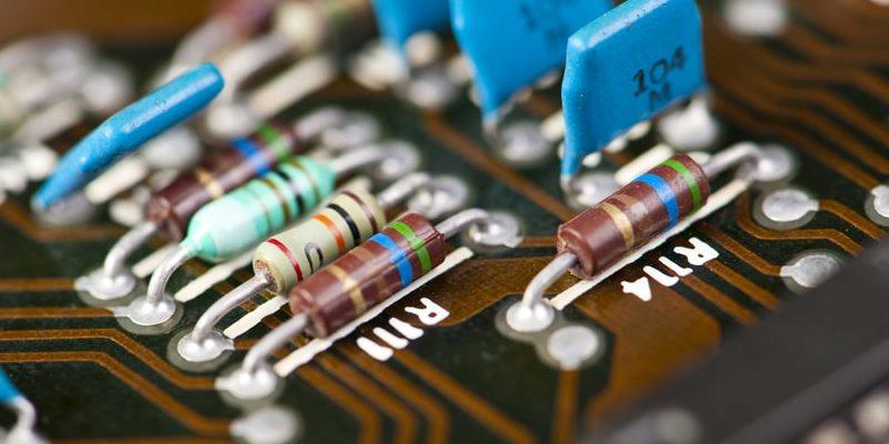 historia de la computadora circuito integrado
