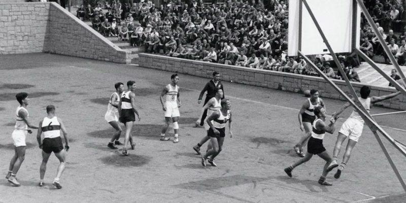 historia del basquelbol olimpiadas berlin-Basketball
