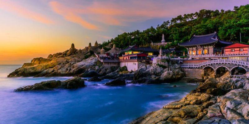 mar de japon corea