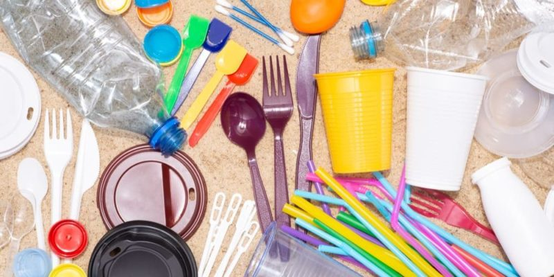 microplasticos plastico descartable un solo uso