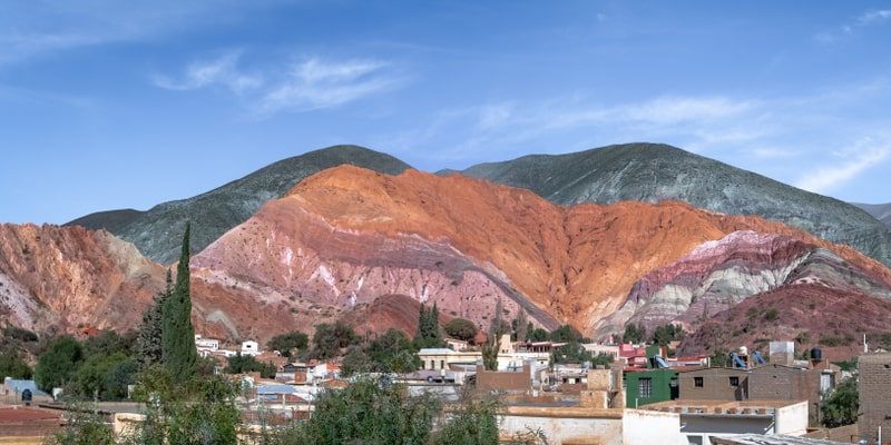 paisaje cultural quebrada de humahuaca purmamarca cerro de siete colores