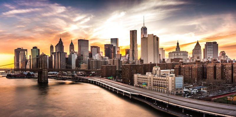paisaje urbano new york nueva york caracteristicas densidad de poblacion
