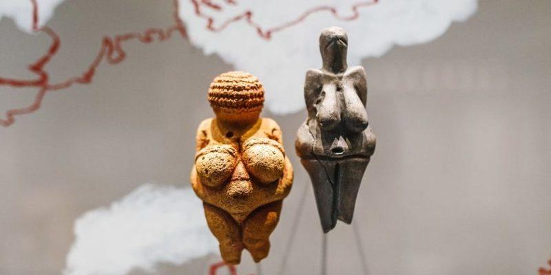 arte prehistorico venus de willendorf