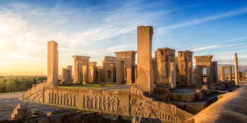 civilizaciones antiguas aquemenida persepolis