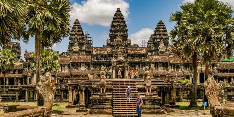 civilizaciones antiguas camboya jemer