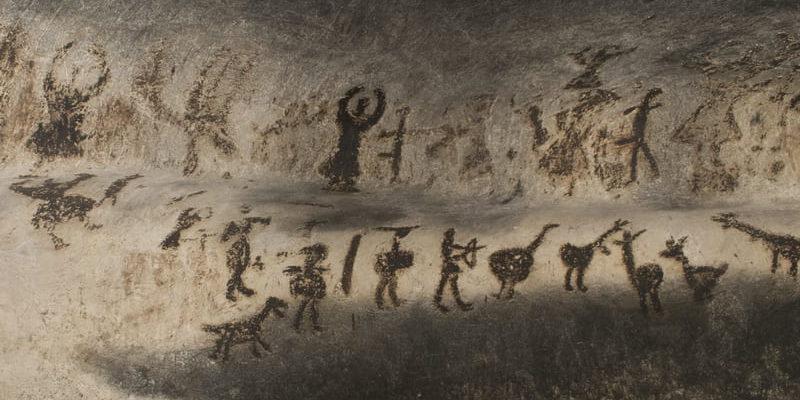 edad de piedra arte rupestre cultura