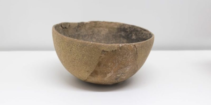 edad del cobre ceramica