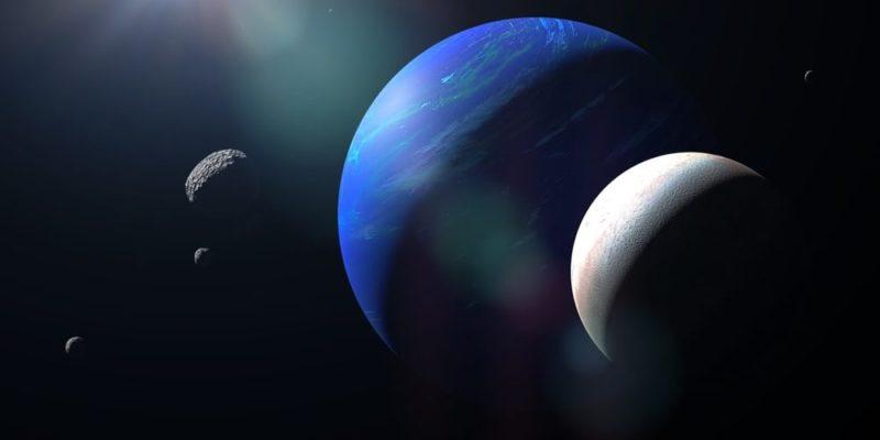 neptuno triton satelites