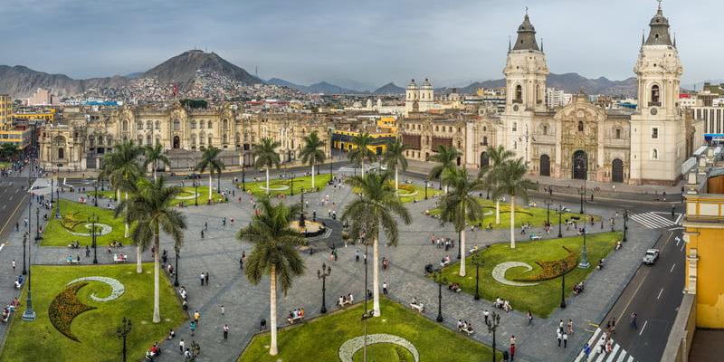 america ciudades lima capital peru paises