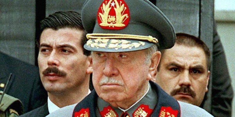 autoritarismo chile pinochet