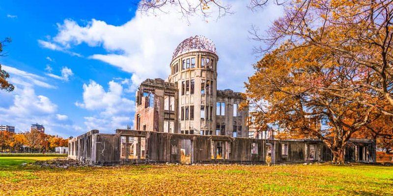 bomba atomica hiroshima genbaku
