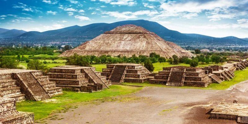 cultura mexicana arqueologia teotihuacan