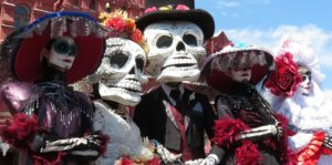 cultura mexicana dia de los muertos